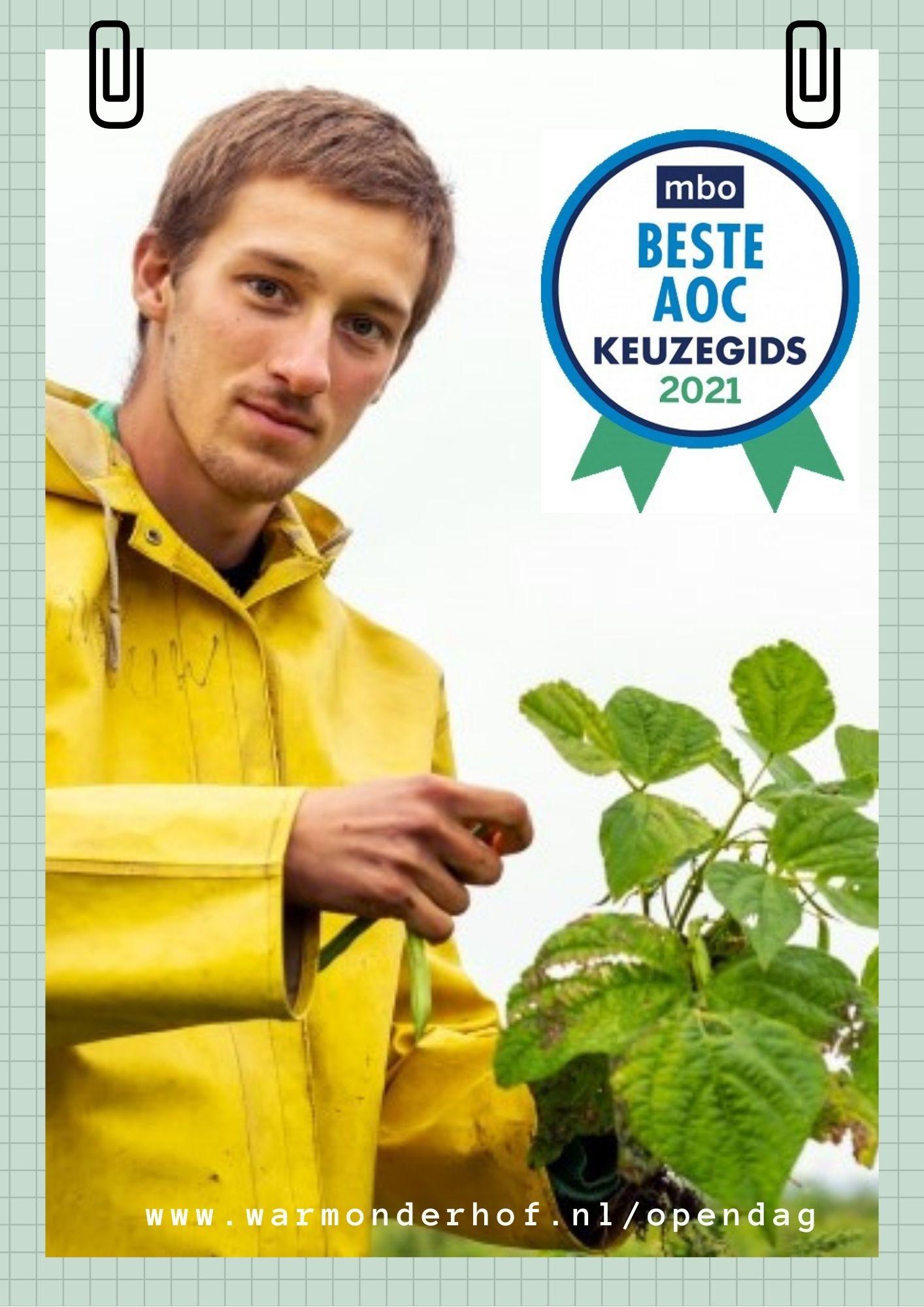 Warmonderhof poster
